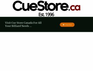 cuestore.com screenshot