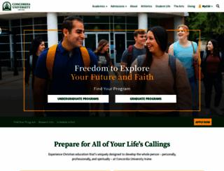 cui.edu screenshot