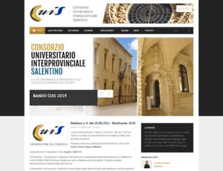 cuislecce.it screenshot