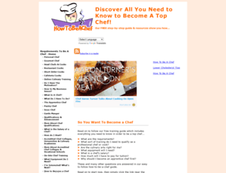 culinaryguide101.com screenshot