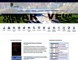 cullarvega.com screenshot