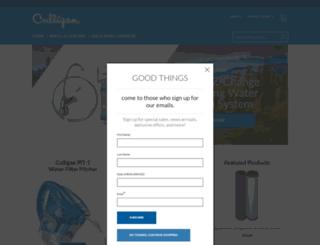 culligan-store.com screenshot