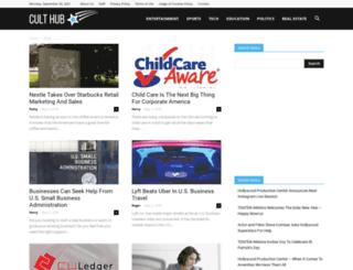 culthub.com screenshot