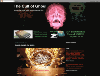 cultofghoul.blogspot.com screenshot