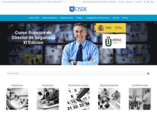 culturadefensa.org screenshot