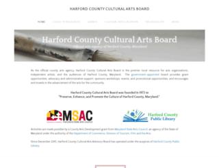 culturalartsboard.org screenshot