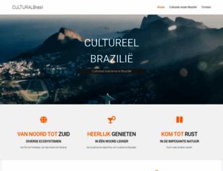 culturalexchange-br.nl screenshot