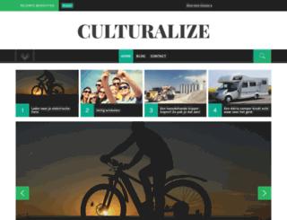 culturalize.nl screenshot