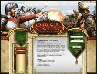 culture-conflicts.net screenshot