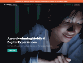 cultureconnect.com screenshot