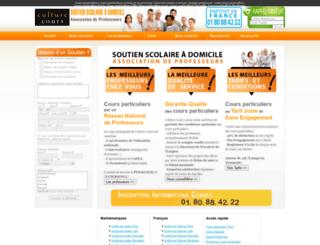 culturecours.com screenshot