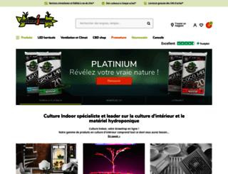 cultureindoor.eu screenshot