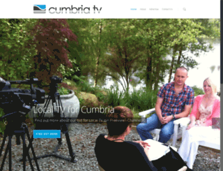 cumbriatv.net screenshot