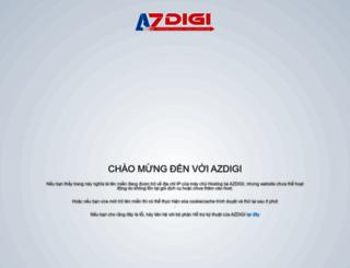 cuocsongagency.com screenshot