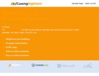 cuongnghiem.com screenshot