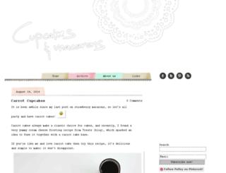 cupcakes-n-macarons.com screenshot