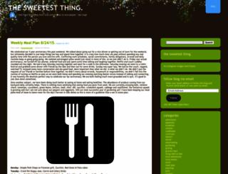 cupcakesandcoffee.wordpress.com screenshot