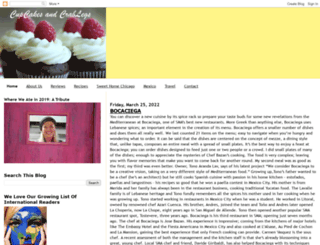cupcakesandcrablegs.com screenshot