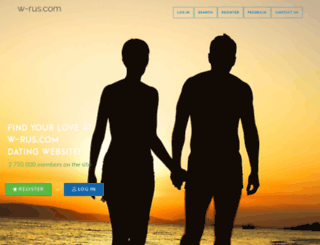 cupid-dating.w-rus.com screenshot