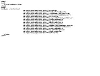 cupid-legacy.codio.io screenshot