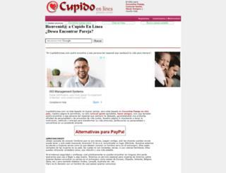 cupidoenlinea.com screenshot