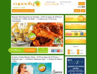 cupocity.com screenshot