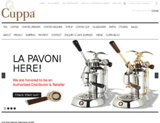 cuppa.com.my screenshot
