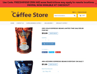cuppakindness.com screenshot