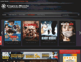 cupux-movies.blogspot.sg screenshot