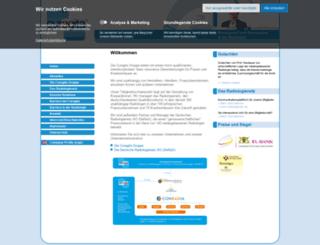 curagita.com screenshot