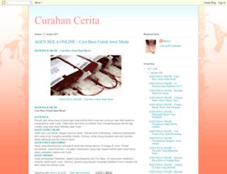 curahancerita188.blogspot.com screenshot