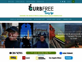 curbfreewithcorylee.com screenshot