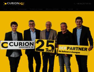 curion.ch screenshot