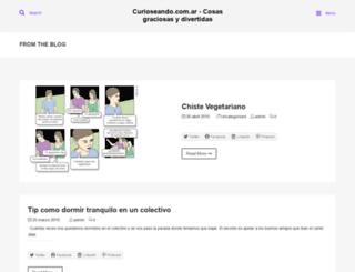 curioseando.com.ar screenshot