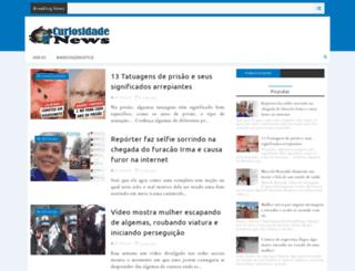 curiosidade-news.blogspot.com.br screenshot