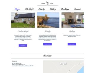 curlewcroft.co.uk screenshot