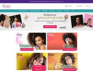 curlkit.com screenshot