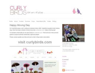 curlybirds.typepad.com screenshot