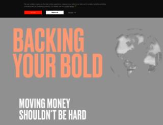 currencycloud.com screenshot
