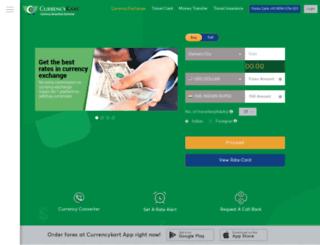 currencykart.com screenshot