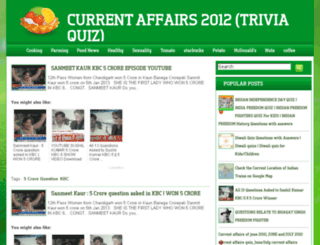 current-affairs-quiz-questionsanswers.blogspot.com screenshot