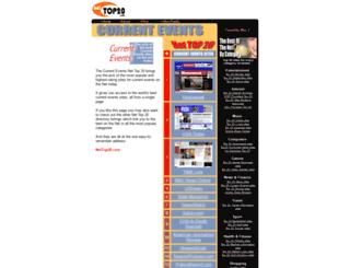 current-events.nettop20.com screenshot