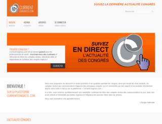 currentcongress.com screenshot