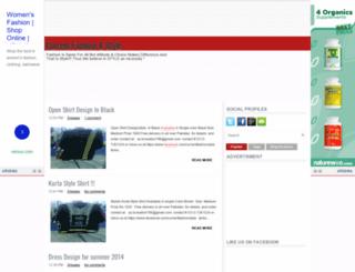 currentfashionstyle.blogspot.com screenshot