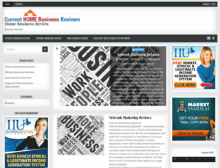 currenthomebusinessreviews.com screenshot