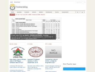 currentvacancy.blogspot.com screenshot