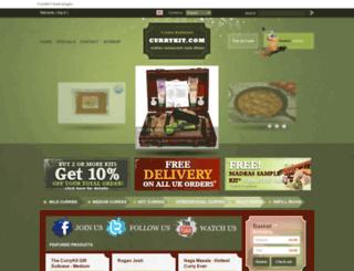 currykit.com screenshot