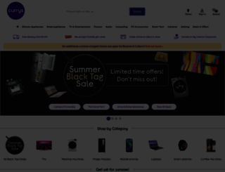 currys.ie screenshot