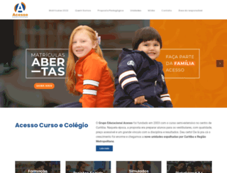 cursoacesso.com.br screenshot