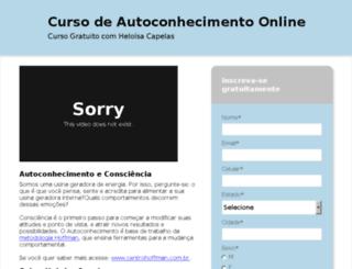 cursodeautoconhecimento.com.br screenshot